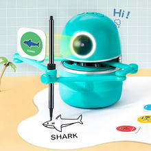 2020 Quincy Drawing Other Educational Plastic Toys Children Boy Girls Learning Small Stem Educational Kids Robot Toy