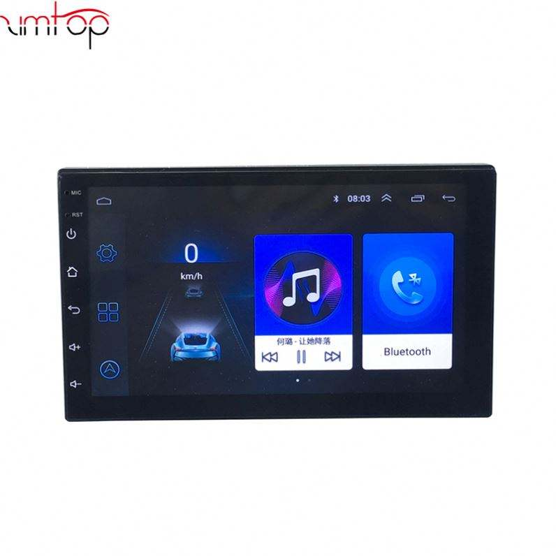 Multimedia Car Entertainment System Universal Android Dvd Player