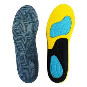 Basketball Shoe Insole Pu Sport running insole for sport shoe
