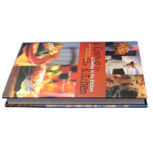 Exquisite Hardcover Cookbook / Recipe book Printing