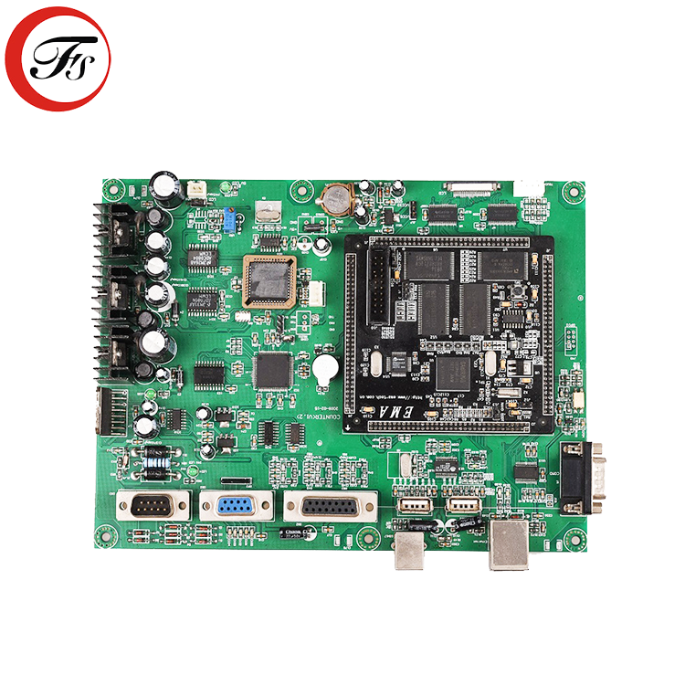 Rigid 94 Hb Electronic Pcb Assembly Manufacturer