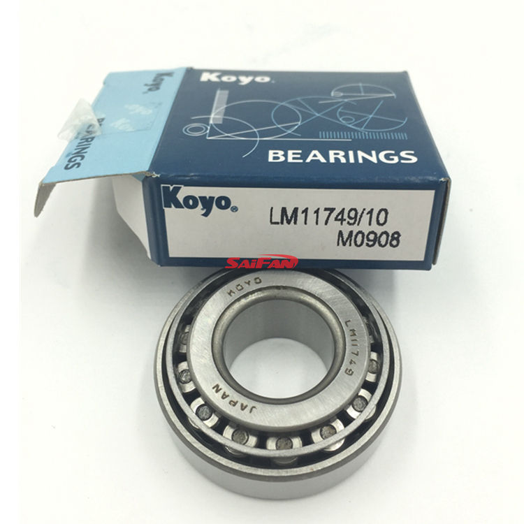 KOTO Brand Taper Roller Bearing TR6814342 For Toyota Auto Bearings Size 70*140*40mm