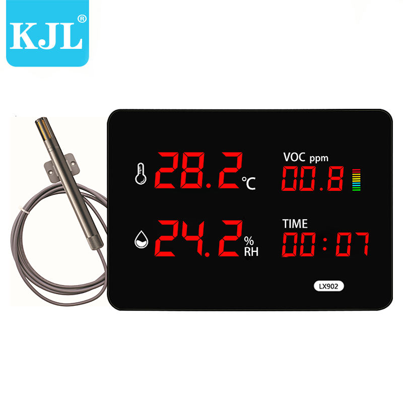 Best new product Temperature and humidity meter wall-mounted thermometric indicator