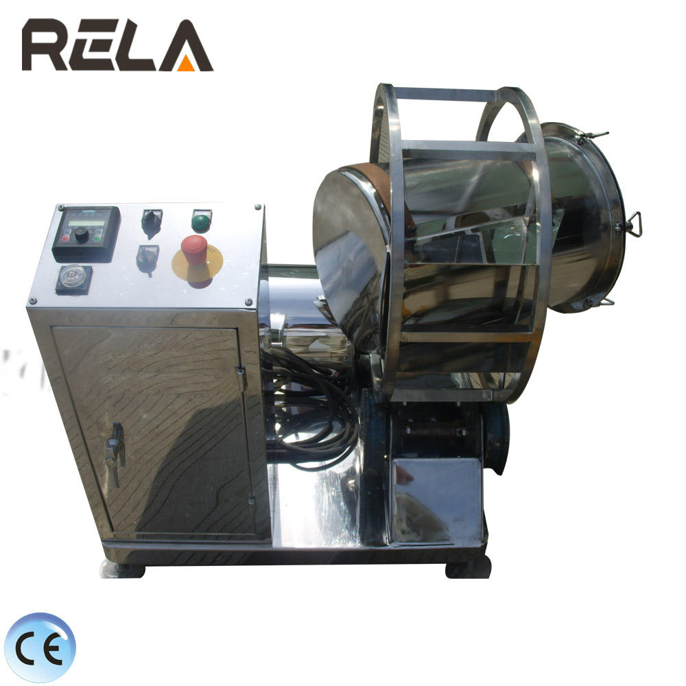 Rotary barrel type premix machine rotating drum mixer for pharmaceutical chemical food powder blender mixer