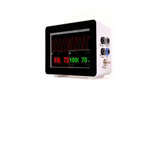 Special purpose for first aid Patient Monitor Hospital ICU Mobile Equipment