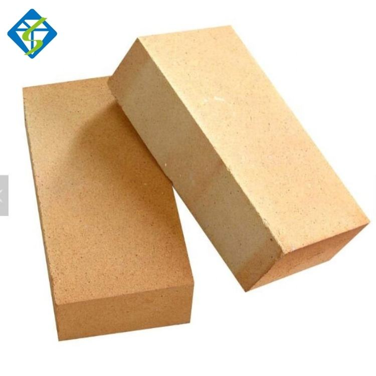 China High alumina Al2O3 Heat Resistance Fire resistant brick SK30/SK32/SK34 refractory brick for furnace lining