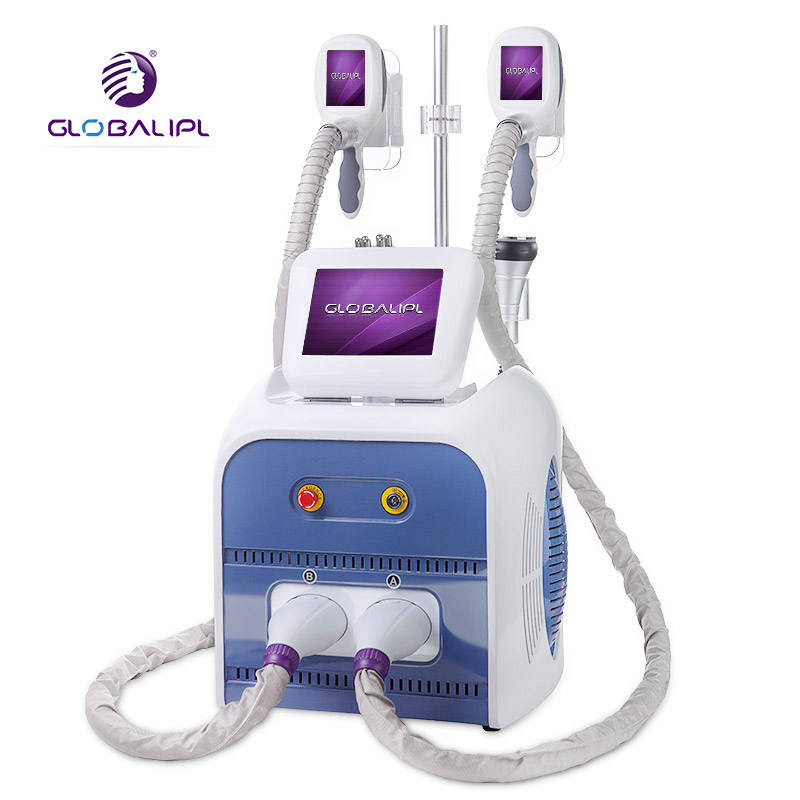 Salon Use TGA Approved Body Cryo Slimming Fat Reduction Laser Ultrasound
