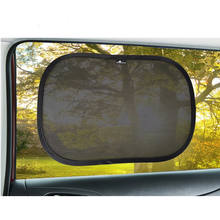 Custom Front Window Transparent Sunshades For Car