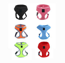 Soft Mesh Fabric Small Dog Fit Harness , Lovable Breathable Puppy Dog Harness Manufacturers Wholesale