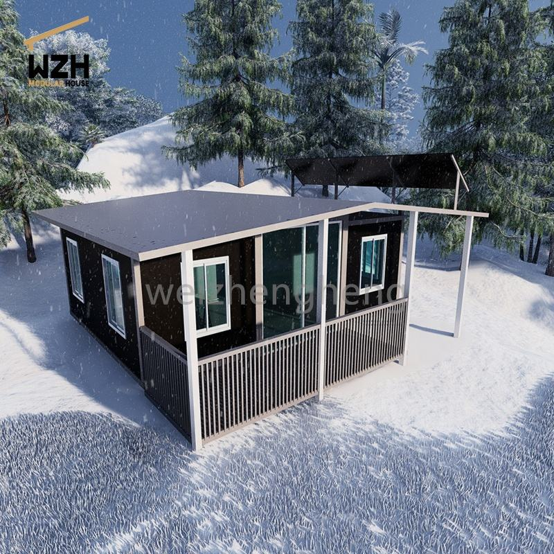 20ft Living Customized Prefab Expandable Container House/Office