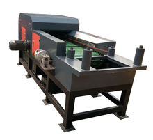 Eccentric Eddy Current Separator For Sorting Waste Scraps And Flakes With Non-ferrous Metal Aluminum And Copper