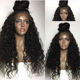 Sale Wig Hair Wig Price Better Sale Fashion Natural Full Lace Hot Black Curly Human Hair Wig Women