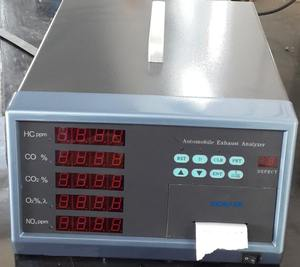 Produsen Cina Mobil Automobile Exhaust Gas Analyzer