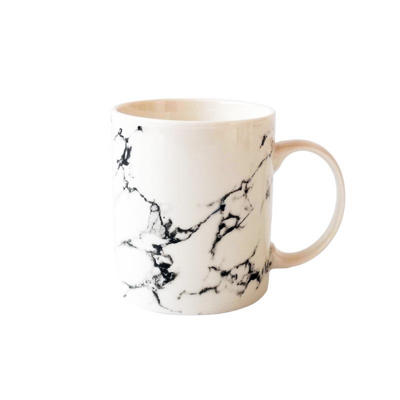 2020 New Arrival Factory Price Top Quality Marble Ceramic Mug Coffee Cup For Hotel And Restaurant Usgae