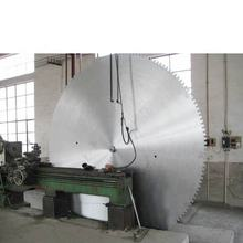 Large Circular Saw Blade Steel Blank Blade For Granite Marble Stone Block for Bridge Saw Cutting Machine