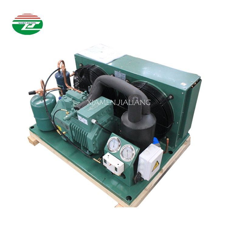 Compressor condensing unit copeland outdoor condensing unit small cold room refriger compressor stand