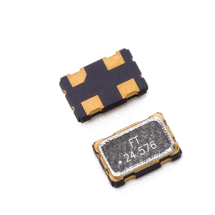 CHIPSUN Surface mount SMD3225 crystal oscillator high quality smd 32.768khz crystal oscillator 1.000mhz to 80.000mhz
