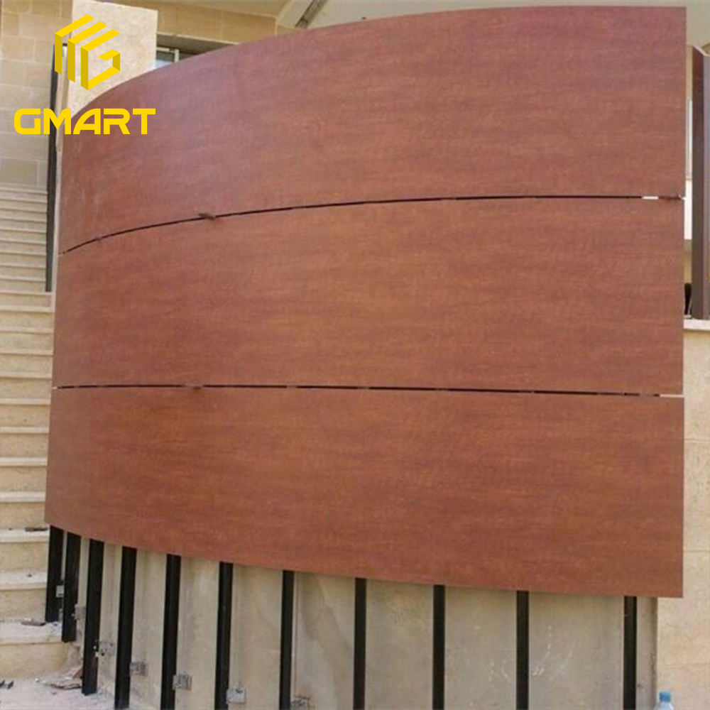 Phenolic compact hpl panel outdoor wall panel exterior compact board