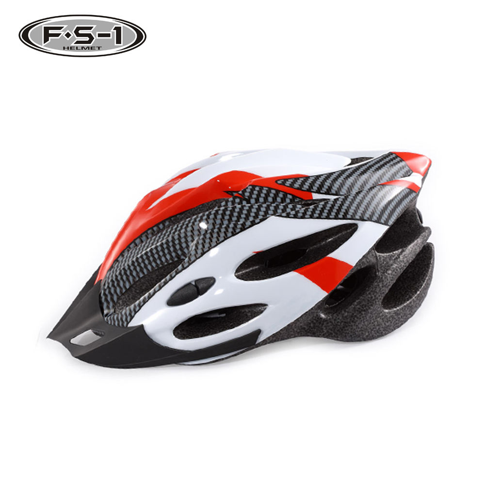 General use adult MTB bicycle helmet air vents casco bicicleta good price China riding bike helmet factory