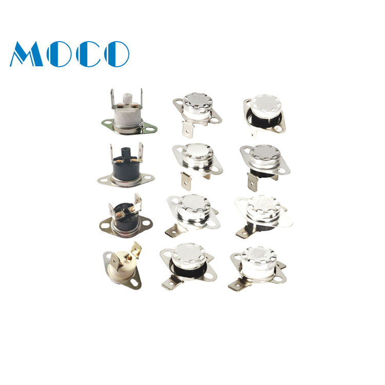 All kinds MOCO KSD301 thermostat 10A 16A 30A 125V 220V 250v