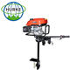 Hot selling 4 stroke 7hp Jet drive Outboard boat engine/Outboard Motor luxury type