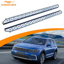 KINGCHER Direct Factory Side Steps Fit For VW Volkswagen Tiguan 2010-2016 Running Boards