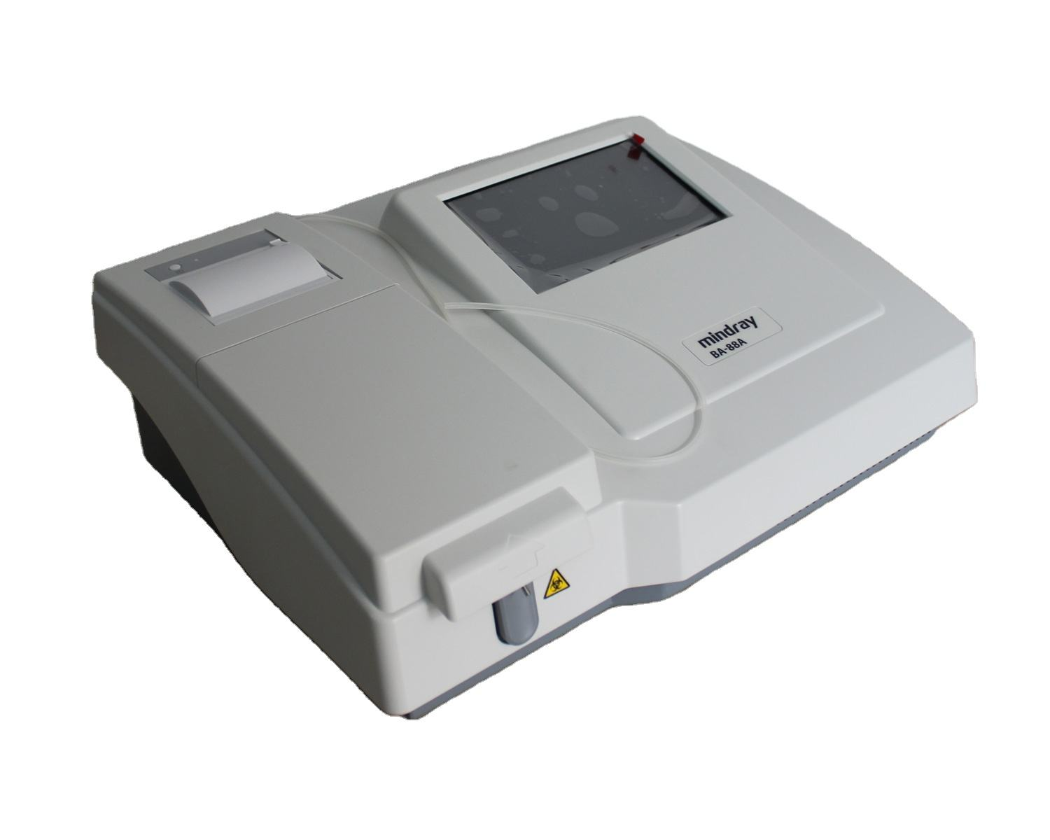 Mindray Semi-Automatische Chemie Analyzer Veterinaire <span class=keywords><strong>Bloed</strong></span> Analyseren Semi-Auto Chemie Analyzer(BA-88A)