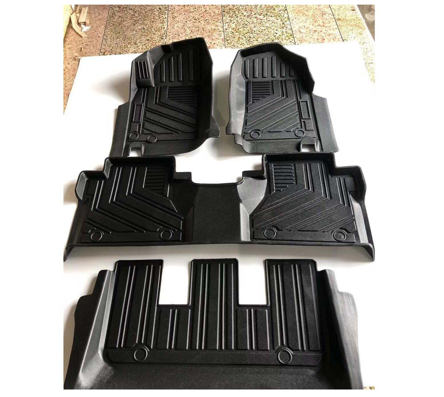 Factory Price Car Floor Mat for Toyota Fortuner 2016-2019