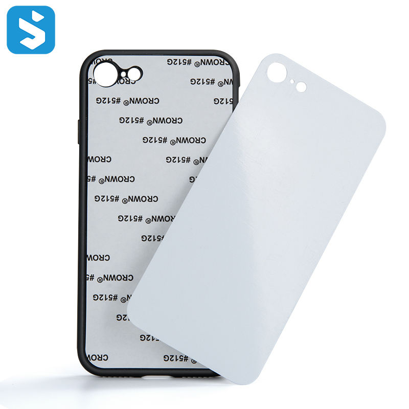 2D Sublimation Blank Printed Phone Cases For Iphone for Huawei for Xiaomi for Samsung All SERIES
