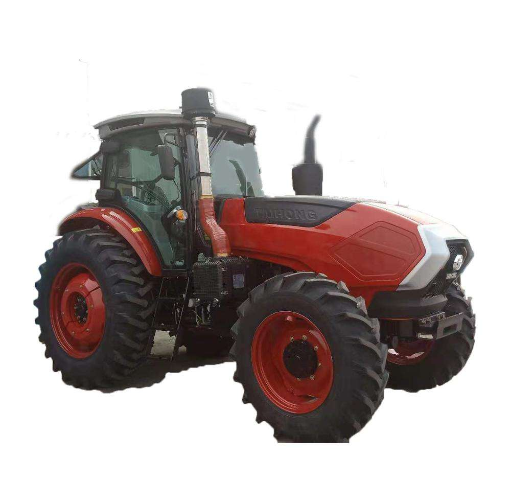 Big power air condition 220HP large Farm tractor field tractors for sale