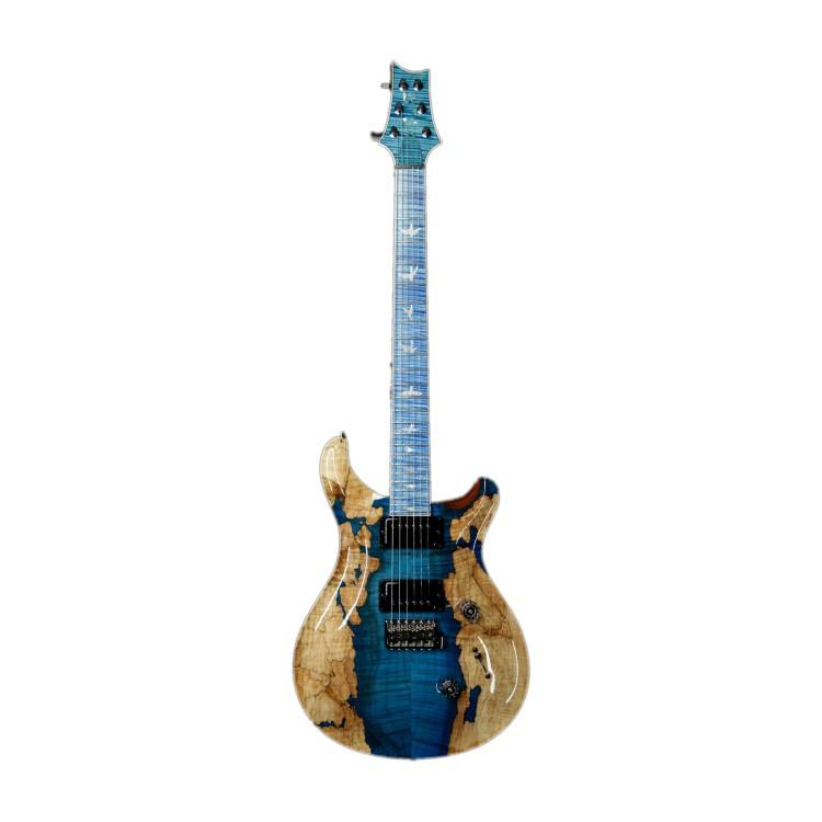 PRS Custom 24 l Flame / Spalted Maple Flame Neck and Board