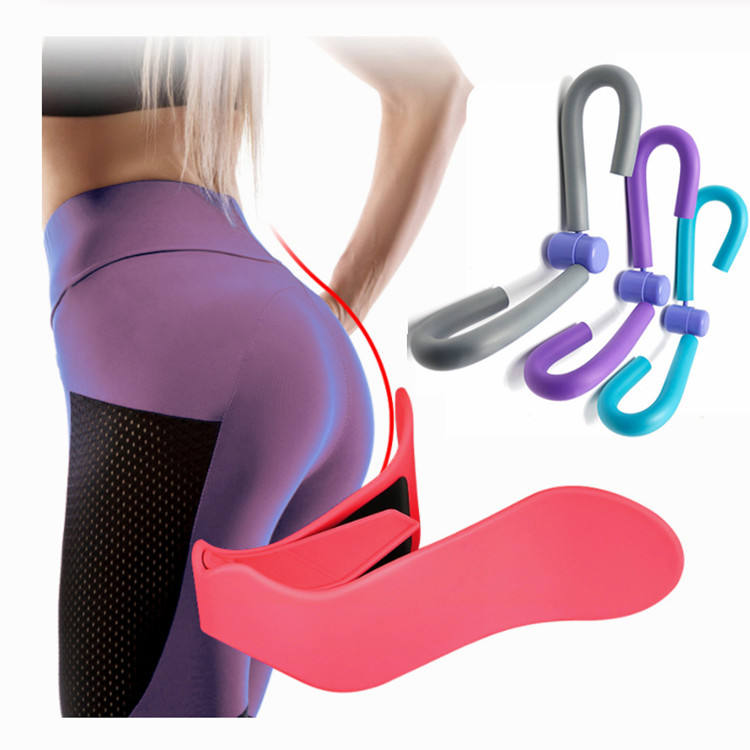 Gym Pelvic Floor Sexy Inner Thigh Exerciser hip trainer and leg exerciser gym Home Equipment Fitness Correction Buttocks Device