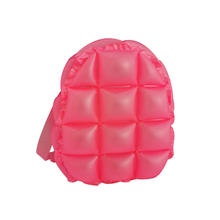 Pvc Summer Backpack Beach Bags Inflatable Bubble Beach Bag