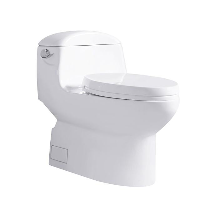 Toilet On Sale Water Saving Ceramic Side Lever Sanitary Equipment Western Wc Toilets YC6113