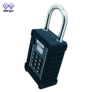High Quality GPS Tracker padlock Smart Container Lock For Logistic Container Tracking