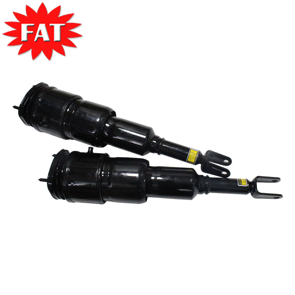 Pair Front/Rear Air Suspension Shock Absorber For TOYOTA LEXUS LS460 OEM 4802050242 4801050240