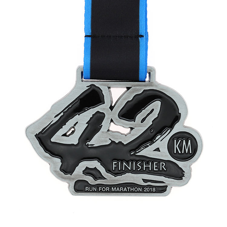 Wholesale souvenir awards metal marathon running medals custom sports medal