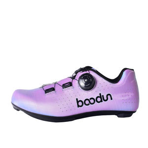 Women's colorful Cycling Shoes Breathable Professional Mountain Shoes Road Bike Shoes