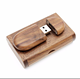 Customized Business Gift Bulk Usb-Stick Wood Usb Flash Pen Drive 16gb 32gb Wooden Usb Stick Pendrive With Box