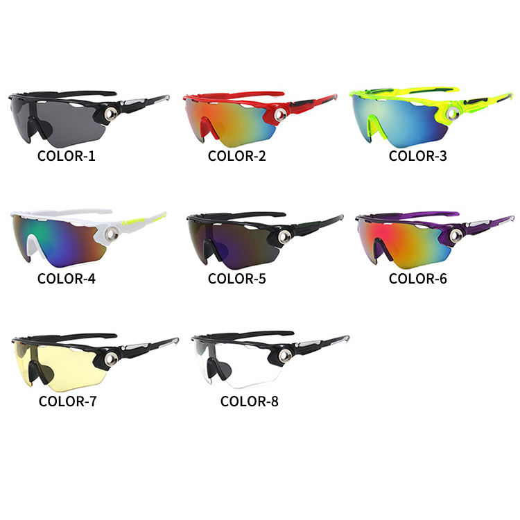 2020 New men's Sunglasses Cycling Glasses Outdoor Sport Sunglasses