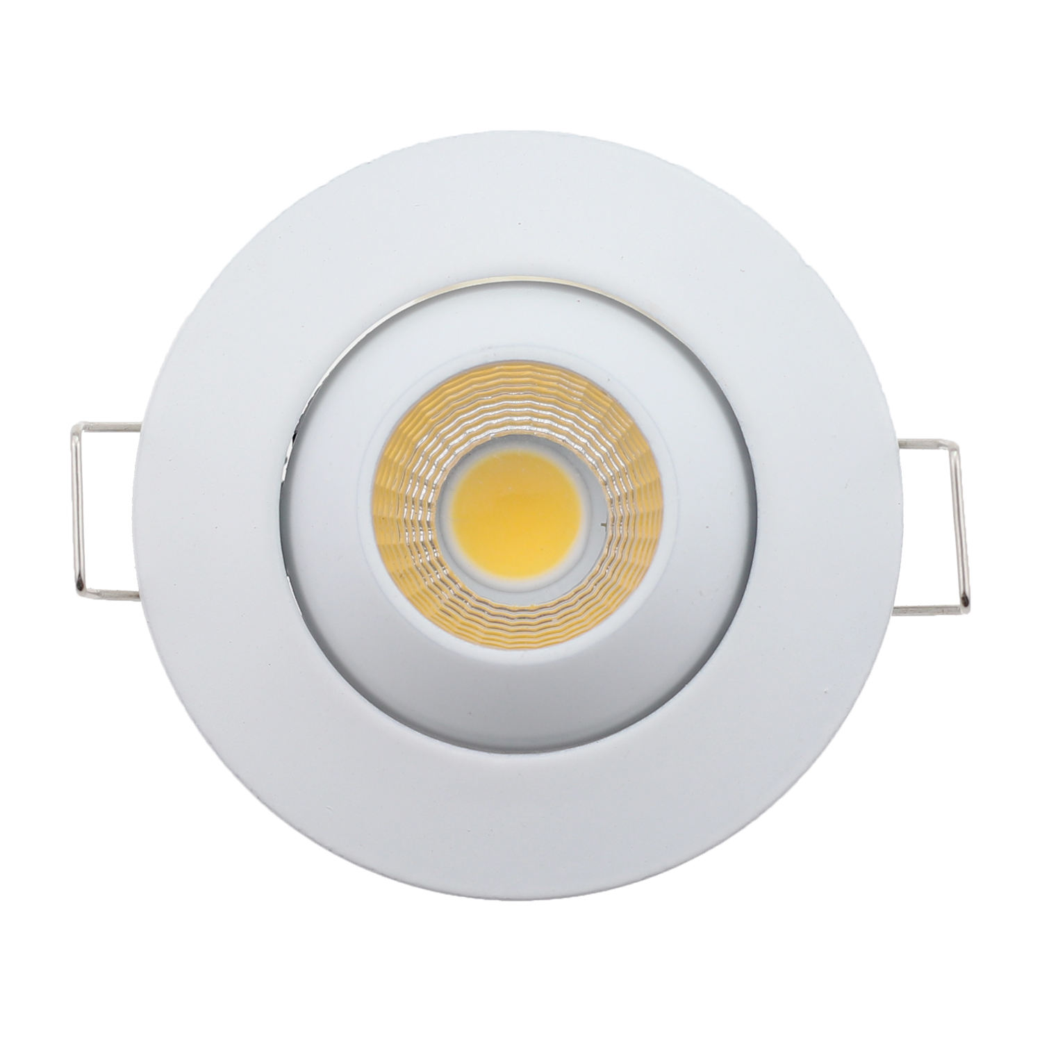 Down Verlichting <span class=keywords><strong>Dimbare</strong></span> 3W IP44 Verzonken Led Downlight Cob Led Licht Down Met Driver