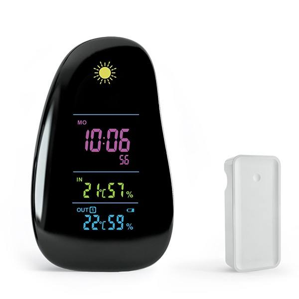 YGH392 Haptime Hot Selling Digital weather station