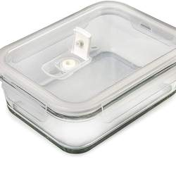 Airtight Food Storage Container with Lids Meal Prep Bpa-Free 30 Ounce