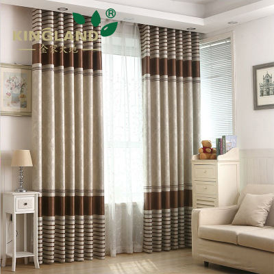 luxury curtain fabrics jacquard for window curtains wholesale