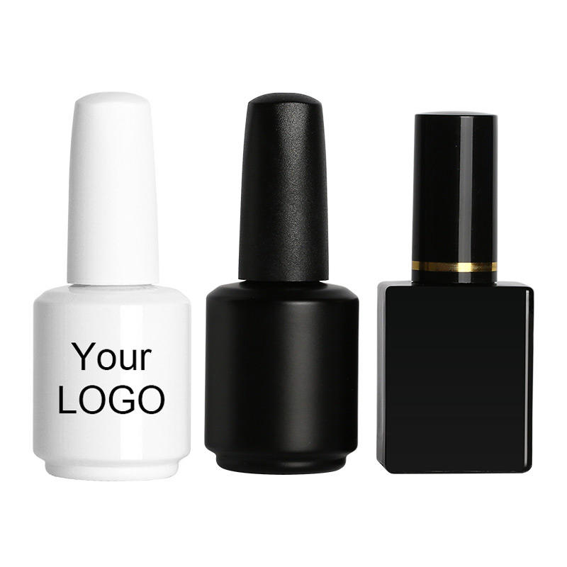 Professional Nail Art Factory OEM/ODM Create Your Own Private Label Brand UV Nail Gel Polish