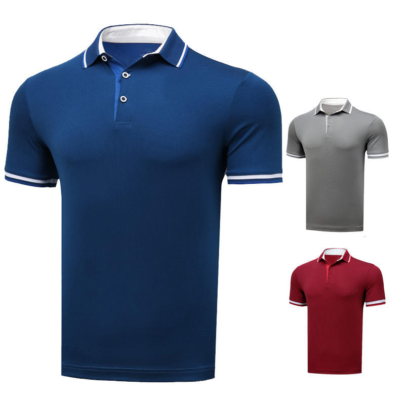 High Quality Design Your Own Golf Polo Shirt Dry Fit