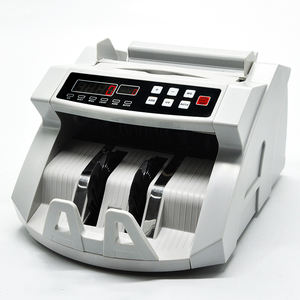 bill cash banknote counter detector money counting machine for multi currency