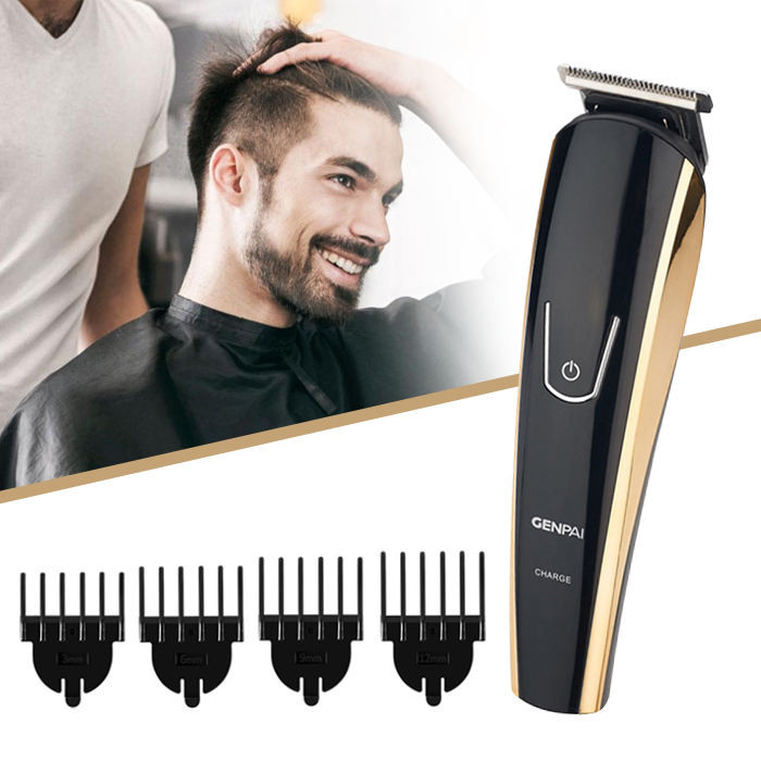 Professional Rechargeable Ladies Nose Ear Electric Men Hair Trimmer