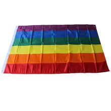 Cheap price custom printed wind resist polyester fabric polyester printing gay pride