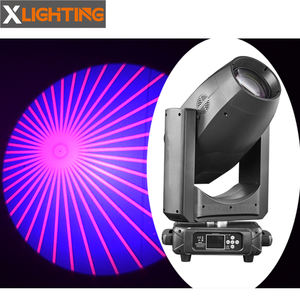 XLIGHTING professional moving head beam spot wash lighting 3in1 CMY 440w DMX512 stage projection light
